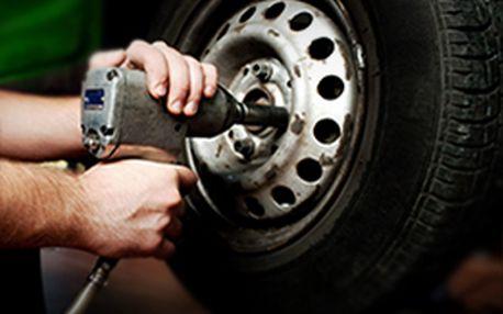 Skvělých 299 Kč za přezutí a vyvážení pneumatik na Vašem voze! Nechte si připravit svého mazlíčka na zimu, aniž byste si ušpinili ruce! Možné zakoupení pneumatik za internetové ceny přímo v pneuservisu! Přezouvání je letos poprvé povinné, neváhejte využít této akce se slevou 51%!