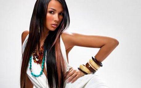 Prodloužení vlasů 50 prameny + poradenství za neuvěřitelných 1499 Kč! Pravé lidské vlasy nejlepší kvality! Využijte naší bezkonkurenční slevy 71 %!