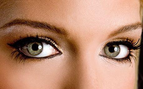 Skvělých 234 Kč za barvu a trvalou na řasy + úpravu a barvení obočí! Potřebujete zvýraznit svoji přirozenou linii řas? Rozjasnit pohled a opticky zvětšit oči? Nahradit řasenku? Právě pro Vás je tu naše fantastická sleva 50 %!