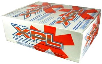 SUPER TIP NA DÁREK. Jen 85,- Kč za 144 ks amerických žvýkaček XPL, která Vám vyčistí zuby, osvěží dech a odbourjí nikotin z těla. BONUS - při nákupu 3 balení získáte 1 balení ZDARMA !!!