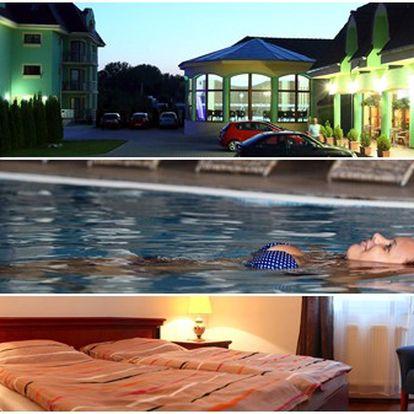 Navštivte termální lázně veľký meder! Odpočiňte si v betty*** pensionu při 3 denním pobytu pro 2 osoby se snídaní a volným vstupem do hotelového bazénu!!!