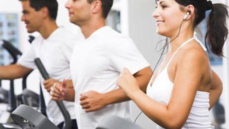 Zacvičte si, dejte si do těla. Cvičení ve Fitness Vagon Vám radost udělá. 35% sleva na vstup do fitness centra s posilovnou vybavenou posilovacími stroji Grunsport a aerobní zónou Technogym.