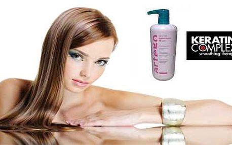 NOVINKA!!! Keratinové ošetření vlasů luxusní výživovou italskou kosmetikou Artégo s konečnou úpravou. Mějte vlasy zdravé, hebké a lesklé!