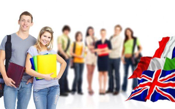 Sobotní express kurzy angličtiny, němčiny a ruštiny nebo divadelní sobotní workshop v angličtině se slevou až 60% v jazykové škole Britannika! Jen 360 Kč za 4 výukové hodiny po 45 minutách! Perfektní také jako vánoční dárek!