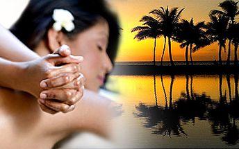 Nechte se unést do světa naprosté relaxace a uvolnění, vůně aromatických olejů dokreslené jemnou uklidňující hudbou při Havajské masáži. Výborně si odpočinete tělesně i duševně.