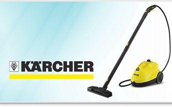 Pronájem profesionálního parního čističe KÄRCHER za hezkých 150 Kč