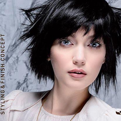 Profesionální střihání vlasů, mytí, regenerace a závěrečná úprava vlasů. Pracuji s italskou vlasovou kosmetikou BRELIL.