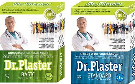 Detoxikační 21 denní kůra pro Vaše tělo jen za 481 Kč! Vyzkoušejte účinné detoxikační náplasti Dr.Plaster a zbavte tělo škodlivin a toxinů! Zlepšují imunitní systém, krevní oběh, zmírňují bolest svalů, kloubů a zad, zlepšují metabolismus a mají mnoho dalších pozivitních účinků! Jednoduchá aplikace, vhodné pro všechny generace. Poštovné v ceně!