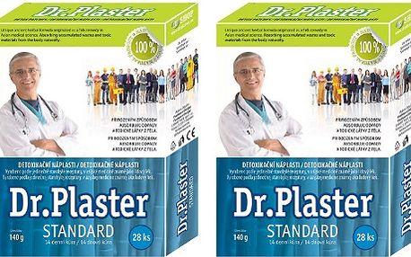 Detoxikační 28 denní kůra pro Vaše tělo jen za 611 Kč! Vyzkoušejte účinné detoxikační náplasti Dr.Plaster a zbavte tělo škodlivin a toxinů! Zlepšují imunitní systém, krevní oběh, zmírňují bolest svalů, kloubů a zad, zlepšují metabolismus a mají mnoho dalších pozivitních účinků! Jednoduchá aplikace, vhodné pro všechny generace. Poštovné v ceně!