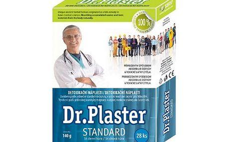 Detoxikační 14 denní kůra pro Vaše tělo jen za 316 Kč! Vyzkoušejte účinné detoxikační náplasti Dr.Plaster a zbavte tělo škodlivin a toxinů! Zlepšují imunitní systém, krevní oběh, zmírňují bolest svalů, kloubů a zad, zlepšují metabolismus a mají mnoho dalších pozivitních účinků! Jednoduchá aplikace, vhodné pro všechny generace. Poštovné v ceně!