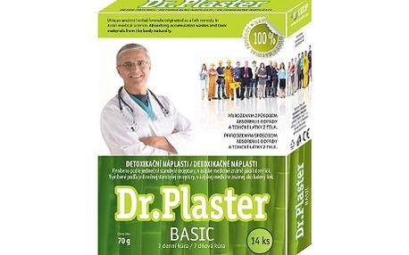 Detoxikační 7 denní kůra pro Vaše tělo jen za 185 Kč! Vyzkoušejte účinné detoxikační náplasti Dr.Plaster a zbavte tělo škodlivin a toxinů! Zlepšují imunitní systém, krevní oběh, zmírňují bolest svalů, kloubů a zad, zlepšují metabolismus a mají mnoho dalších pozivitních účinků! Jednoduchá aplikace, vhodné pro všechny generace. Poštovné v ceně!