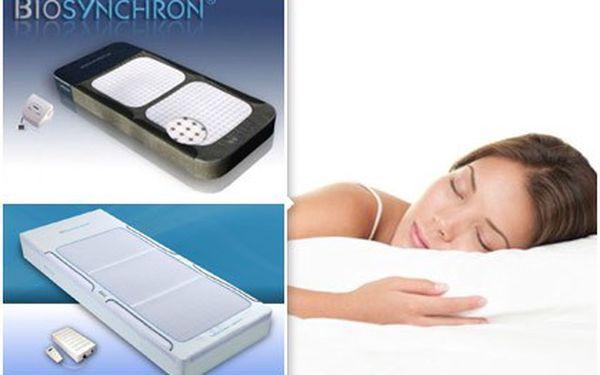 70% SLEVA! Zaplaťte pouhých 780 Kč místo 2.600 Kč za BioSynchron - hit v léčbě, relaxaci a detoxikaci! Řešíme to, po čem toužíte. Mít hluboký spánek, víc času a dobré zdraví!