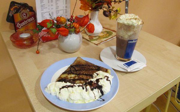 Kavárenské menu za pouhých 35 Kč!!!