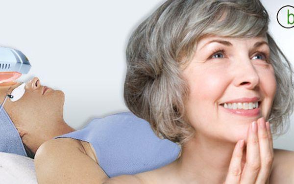 999 Kč za laserové omlazení pleti obličeje, krku adekoltu. Mezotransdukce kyseliny hyaluronové přístrojem Beautytek Light se slevou 71 %.