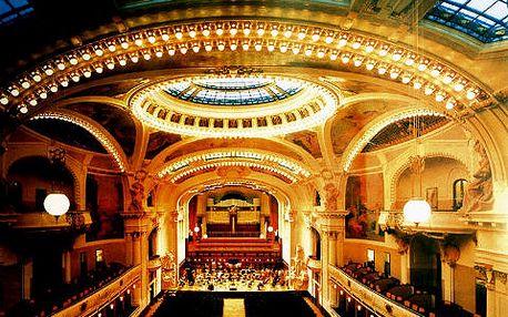 Dva koncerty a slavná symfonie k tomu se 67% slevou!
