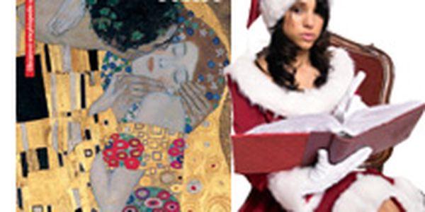 249 Kč za obrazovou publikaci Secese. Poznejte krásné obrazy secesních malířů na 320 stranách v rámci Festivalu knih!