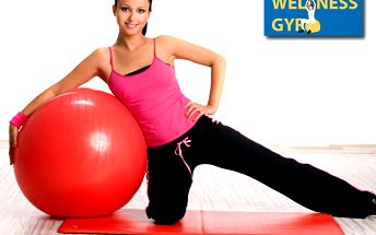Zbavte se bolesti zad díky permanentce na cvičení s 56% slevou!