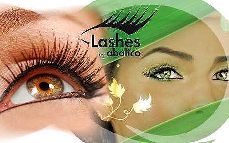 Nové husté a krásné řasy Abalico, luxusní značka, kterou nosí například i Alice Bendová - kvalita, kterou nepřehlédnete! + 20% na další doplnění a zábal na ruce v hodnotě 150 Kč ZDARMA!