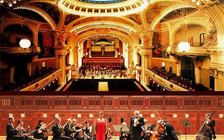 Balet, opera, orchestr v Obecním domě s 57% slevou!