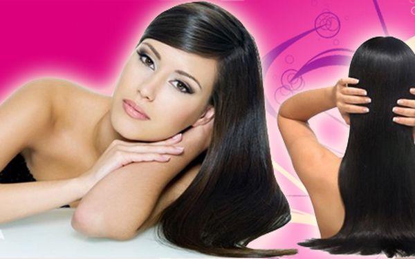 Tepelná keratinová kůra s působením za tepla proti krepatění! Budete mít krásně hebké, jemné, lesklé a hladké vlasy!
