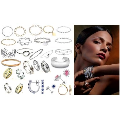 Tip na vánoční dárek! 55% sleva na VEŠKERÝ SORTIMENT luxusních šperků ze stříbra či chirurgické oceli v klenotnictví Shark Steel na náměstí v Českých Budějovicích. Větší slevu nenajdete!!