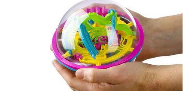 Lámejte si hlavu už za 299 Kč! Úžasná inteligentní 3D koule protáhne Vaše mozkové závity!