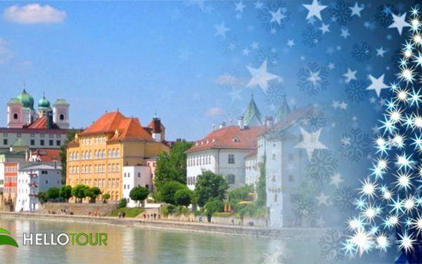 DOPRODEJ - 2 místa! Advent v Bavorsku! Město tří řek Passau a lázně Bad Füssing – největší lázně Evropy se třemi termálními prameny 10. prosince 2011 s odjezdem z Prahy a Strakonic.