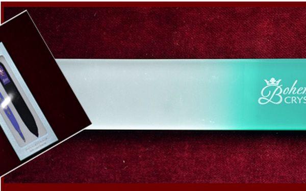 Skleněné pilníky a PINZETY Z NEREZ OCELI od Bohemia Crystal v nejvyšší kvalitě za poloviční cenu!