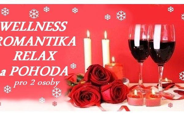 Darujte (si) romantický pobyt s wellness pohodou a relaxem v lázních kynžvart! Báječné 3 dny a 2 noci s polopenzí !