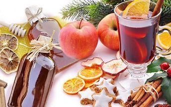 Dejte si DVA svařáky či lahodnou medovinu, s 51% slevou zaplatíte jen polovinu. Vychutnejte si tu pravou vánoční pohodu a dejte si dvě svařená vína, či medoviny se slevou 51 %.