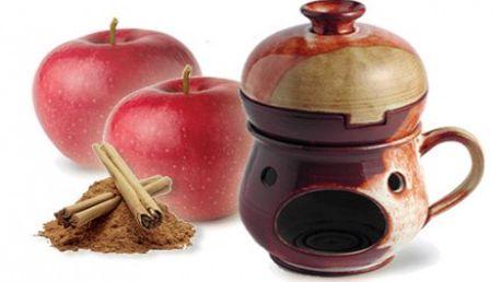 Keramický rozpékač jablek za úžasnou cenu. Provoňte si celý byt vůní skořice a pečených jablek nejen o Vánocích. K tomu si můžete dopřát i skvělou pochoutku.