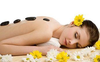 Hrějivá masáž pro Vaše končetiny a záda, dostaví se pocit blaha. 50% sleva na masáž zad a dolních končetin lávovými kameny a kokosovým olejem v délce 55 minut.