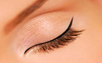Permanentní make-up OBOČÍ, RTŮ či LINEK OČÍ za jedinečných 1480 Kč. Buďte permanentně krásná!