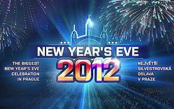 Velkolepá oslava Silvestra s nejlepšími DJs u nás. NEW YEAR'S EVE PRAGUE 2012. 35% sleva na vstupenku na největší silvestrovskou party u nás, čeká na Vás DJ Michael Burian, Lucca, LayDee Jane a spousta dalších.