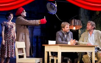 VSTUPENKA NA PŘEDSTAVENÍ DIVOKÁ KACHNA od Henrika Ibsena v Divadle F. X. Šaldy s 41% slevou za skvělých 129 Kč!! Vhodné jako vánoční dárek!! Ušetřete na jedné vstupence 91 Kč!!