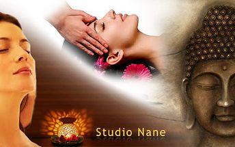 Indická masáž hlavy - to je dokonalý nápad na Vánoční dárek - dárkový poukaz s platností jeden rok!! Neváhejte a potěšte své blízké, přátele a příbuzné touto antistresovou masáží!