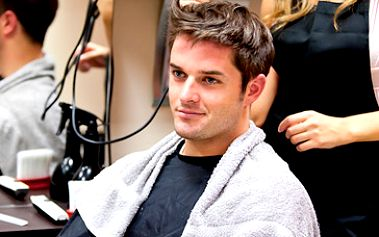 Žhavá akce na kompletní kadeřnické služby pro pány za jedinečných 100 Kč! Mytí, masáž vlasové pokožky, střih, foukaná, styling, poradenské služby! Dopřej si profesionální péči v salónu D&M Studia v centru Brna se slevou 53%