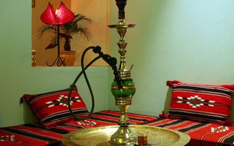 Skvělých 150 Kč za Vodní dýmku + 2 - 3 čaje nebo kávy! Přijďte se setkat s příjemným a nečekaným světem čajovny Šamanka. Fantastická sleva 40 %!
