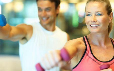 Zajděte si na fitness už dnes. Odbouráte tuk i stres. 51% sleva na 2 vstupy do fitnesscentra s kardio trenažéry, rotopedy, běžeckými pásy i pomůckami flowin a BOSU.