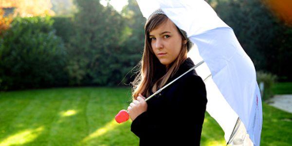 Designový deštník Roses jen za 249 Kč!
