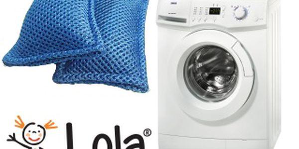 177,- Kč za polštářek do pračky a už nikdy nebudete potřebovat prací prostředky!