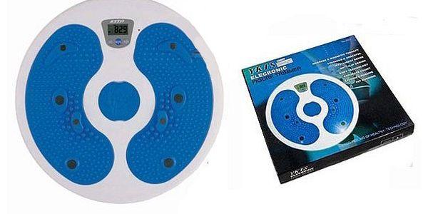 Jen 319 Kč za Twister rotační disk s LCD počítadlem. Postava Vašich snů za pouhých 10 min. denně v pohodlí Vašeho domova se slevou 39 %!