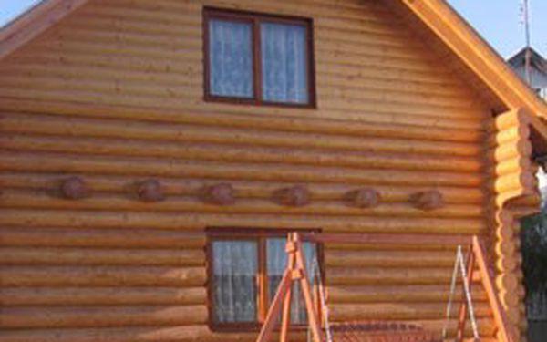 3denní pobyt pro 2 osoby v dřevěnici ZRUB v obci Podhájska na Slovensku! Zaplavte si v nejznámějším termálním koupališti