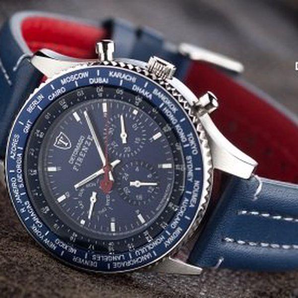 Elegantní pánské hodinky Detomaso – výběr ze 6 aktuálních modelů