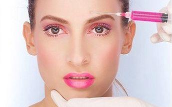 Botox nebo kmenová mezoterapie u profesionálu z Estetické medicíny.