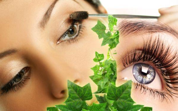 I Vaše oči si zaslouží luxus! 189 Kč za barvení obočí a řas, formování obočí + lifting s mikromasáží očního okolí. Nechte si zvýraznit své oči a získejte mladistvý vzhled!
