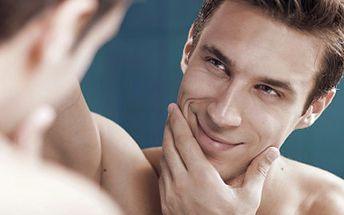 Pánové, ukažte přednosti své osobnosti. Vyzkoušejte kosmetiku se vší seriózností. 52% sleva na kosmetiku pro MUŽE, masáž pleti a poté výživná maska, čištění pleti i úprava obočí, pokud bude třeba. A navíc získáte kupon v hodnotě 300 Kč.