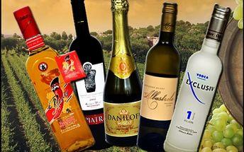 Kvalitní VÍNA, VODKY, LIKÉRY, ŠAMPAŇSKÉ výjimečně jen na Vánoce se slevou! Za pouhých 49 Kč získáte slevový kupón až na 55% slevu na celý sortiment od Moravského vinného domu!