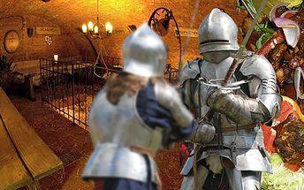 890 Kč za vstupenku na silvestrovskou party ve Středověké krčmě pro jednoho. Středověký program, tombola i hostina se slevou 55 %.