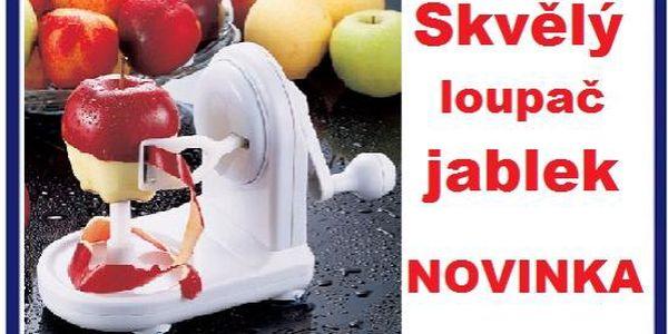Loupací stroj na jablka a ovoce báječná novinka za 189kč